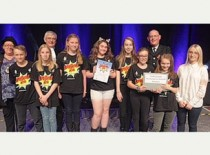 After the judging was complete we heard back the fantastic news that the young people had become lifestyle winners and won 1st prize for the Lifestyle Youth Division. They attended the awards evening at Hull City Hall on the 11th November.