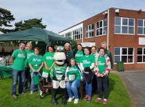 Macmillan at Market Rasen races on 24.9.16 A fantastic day raising over £2000! Thank you.